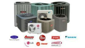 AIR CONDITIONERS brands